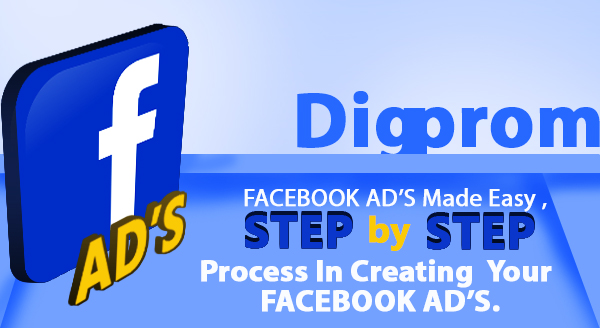 Facebook Ad's  Made Easy; Step By Step  Process In Creating Your Facebook Ad's
