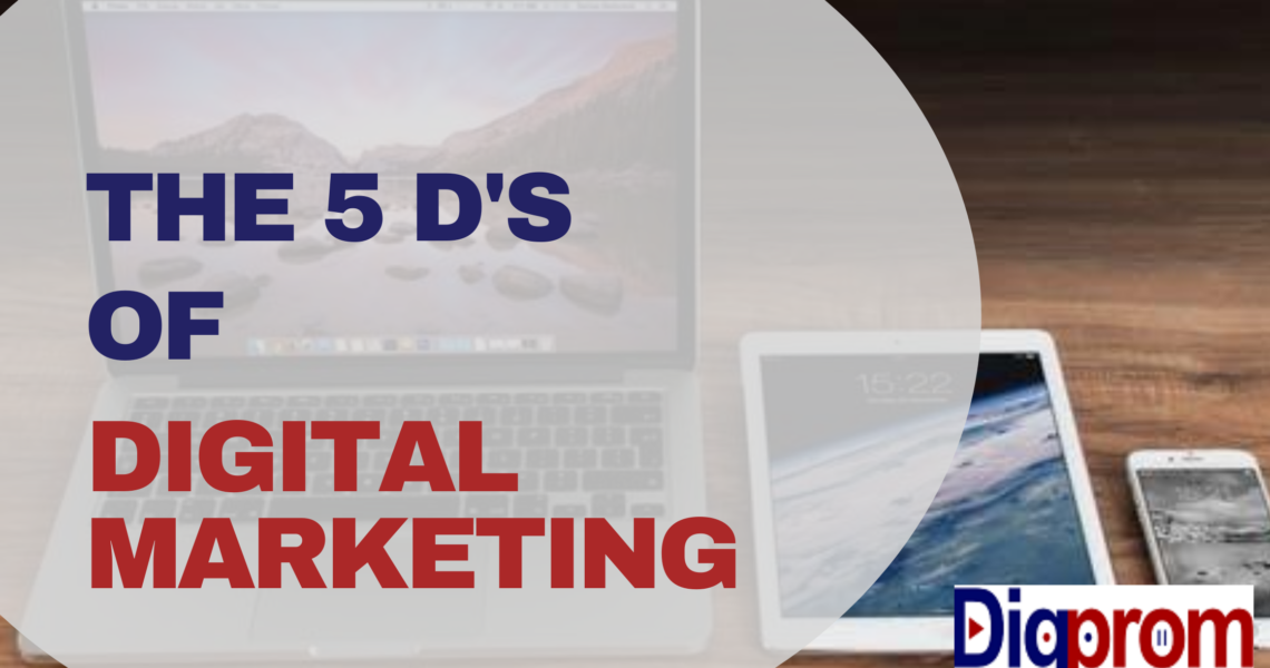 Fundamentals of Digital Marketing: The 5 D's of Digital Marketing
